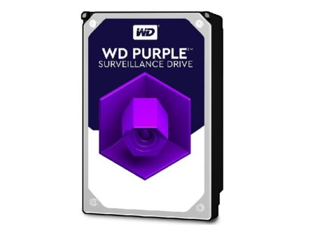 Kõvaketas western digital purple hdd 4tb