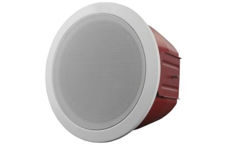 honeywell 6 2C5  2 way loudspeaker 24w 2C metal