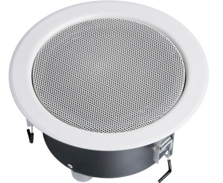 honeywell 6 2C5  ceiling loudspeaker 10w 2C 2 way system 2C metal